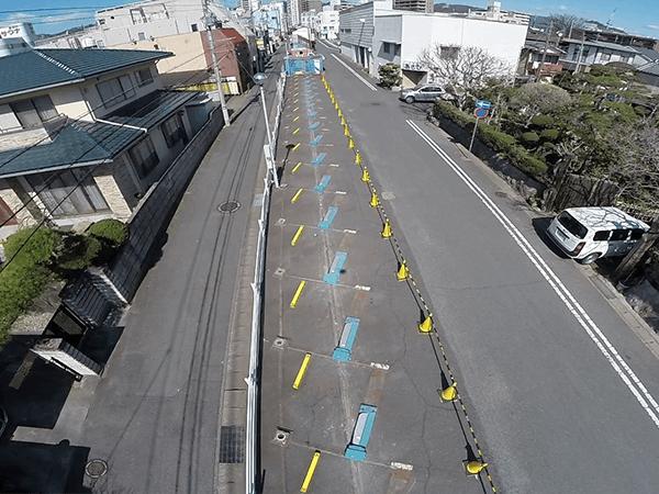 ロック板式 駐車場機器